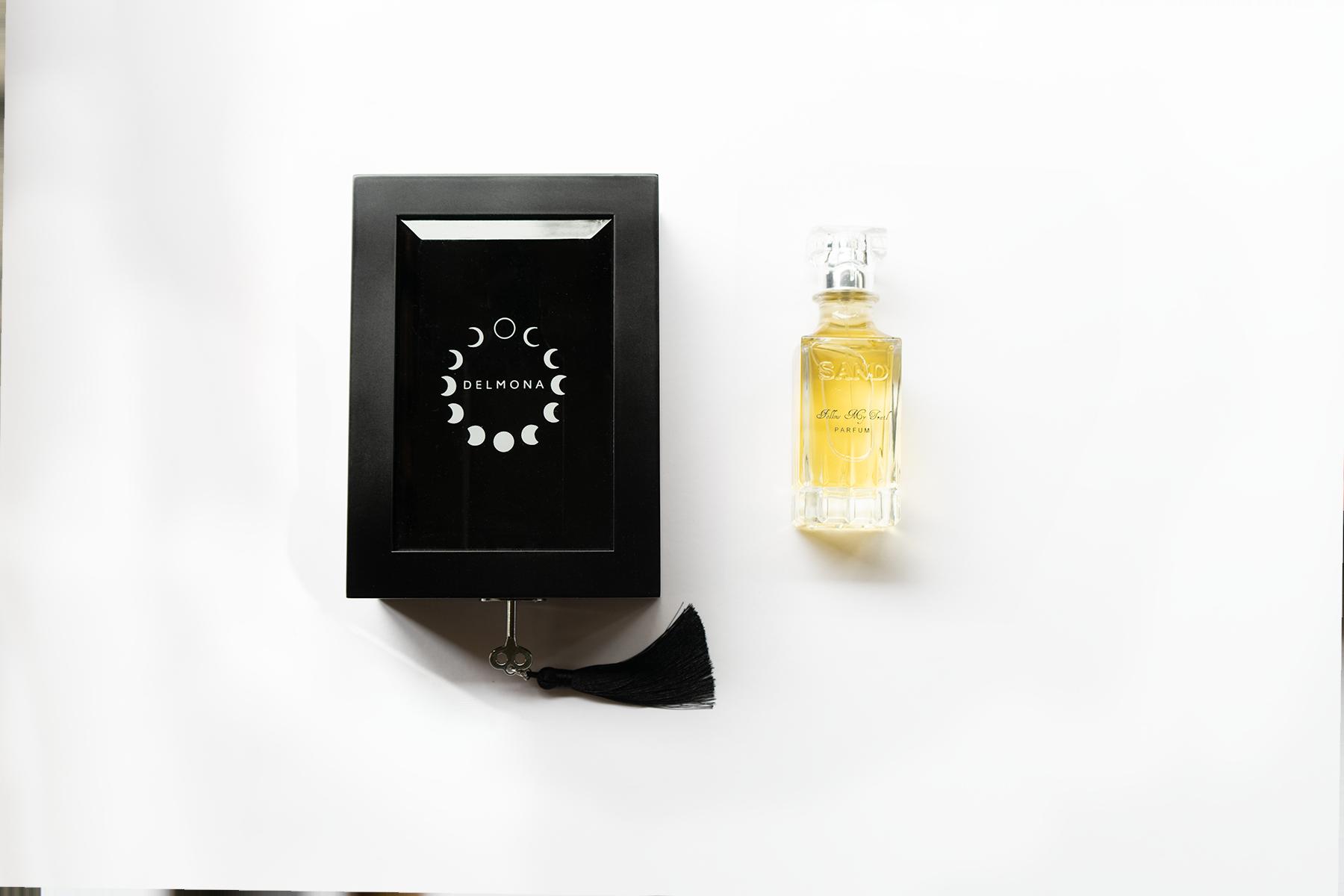 Delmona Sand Perfume